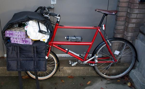 self made cargo bike